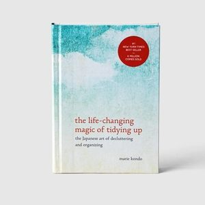 ✨Marie Kondo The Life-Changing Magic of Tidying Up